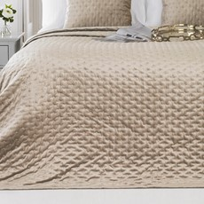 Moonlight Bedspread - Champagne