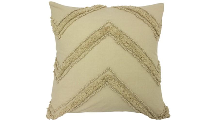 Nammos Textured Cushion - Natural