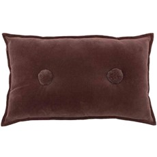 Bobble Cushion - Rock Rose