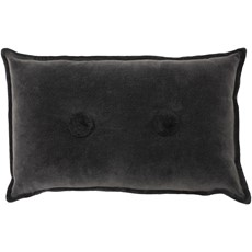 Bobble Cushion - Charcoal