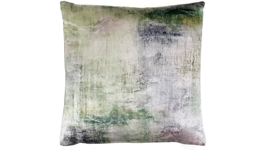 Monet Agate Square Cushion