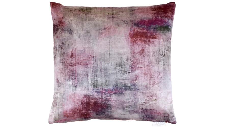 Monet Blush Square Cushion