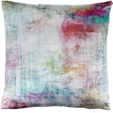 Monet Moonstone Square Cushion