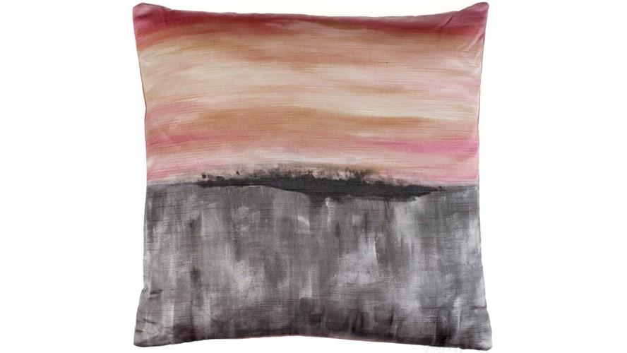 Tuner Sunset Square Cushion