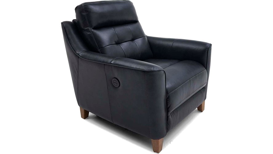 Ticino Power Recliner Armchair with USB