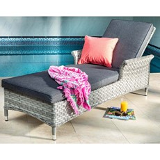 Heritage Sunlounger