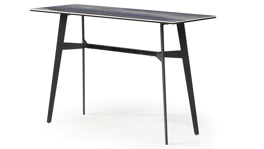 Blue Mist Console Table