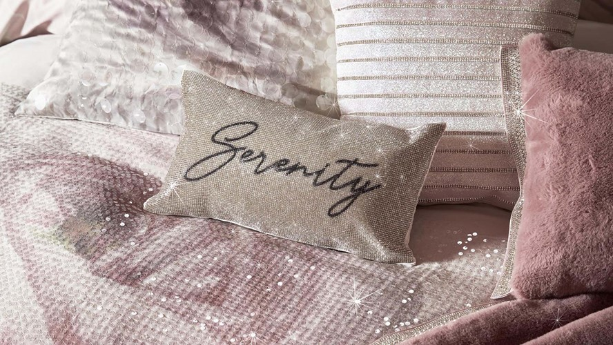 Rita Ora Serenity Cushion