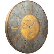 Florentine Wall Clock