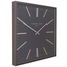 Garrick Wall Clock - Graphite