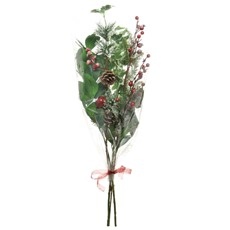 Natural Christmas Bouquet