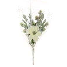 Cream Christmas Bouquet