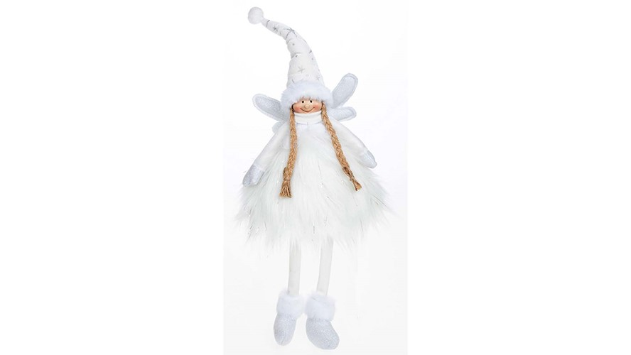 White Angel Decoration