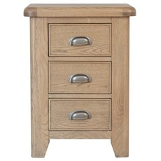 Ryedale Large Bedside Chest