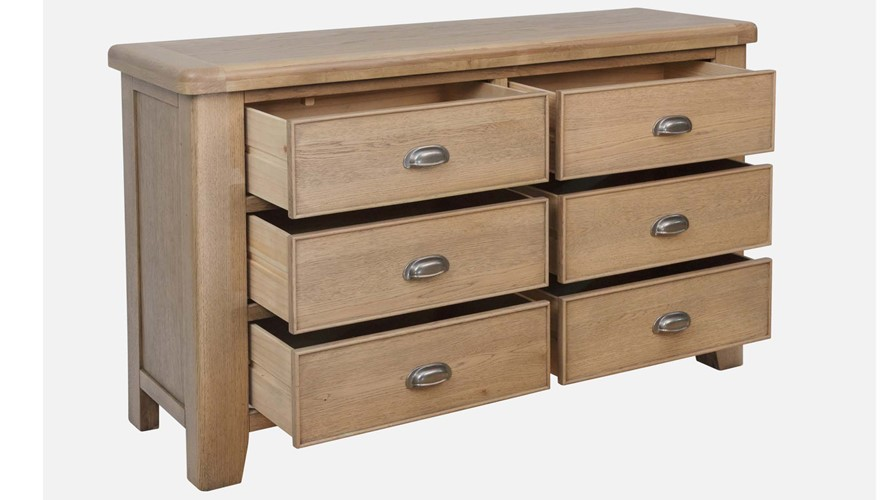 Ryedale 6 Drawer Chest