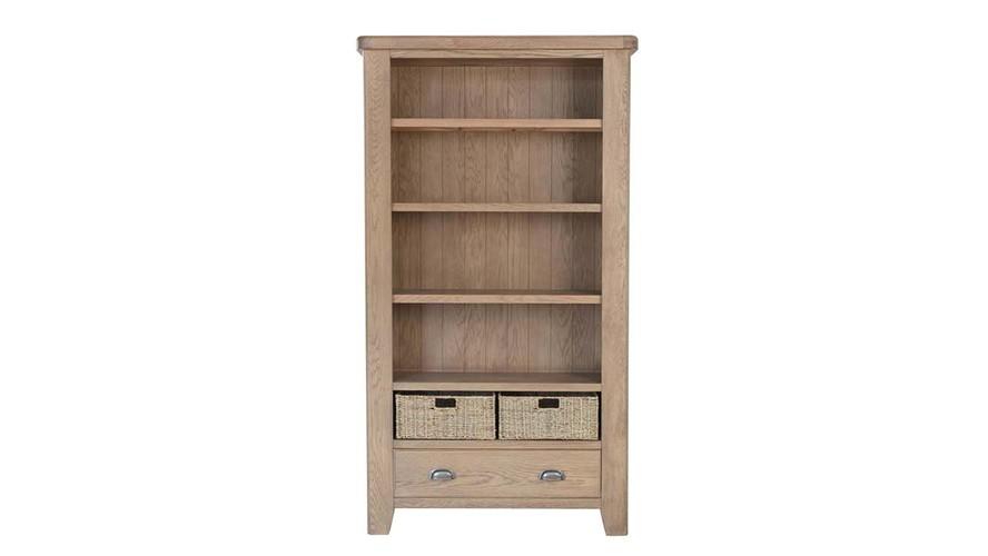 Ryedale Large Bookcase