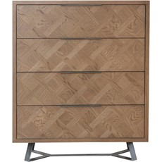 Santa Fe 4 Drawer Chest