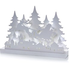 Silhouette Light Village