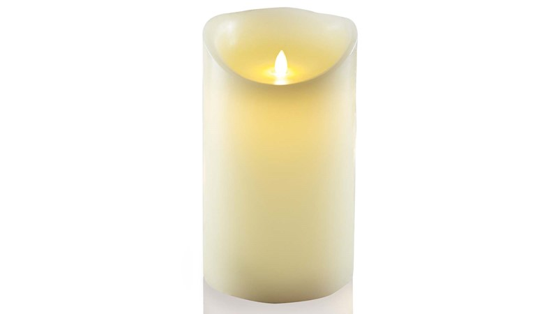 Dancing Flame Candle