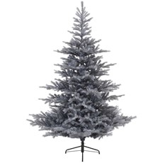 Frosted Grandis Fir Christmas Tree