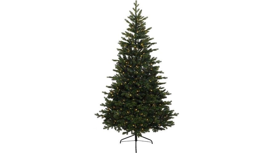Allison Pine Prelit Christmas Tree