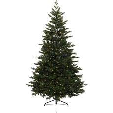 Allison Pine Prelit Christmas Tree
