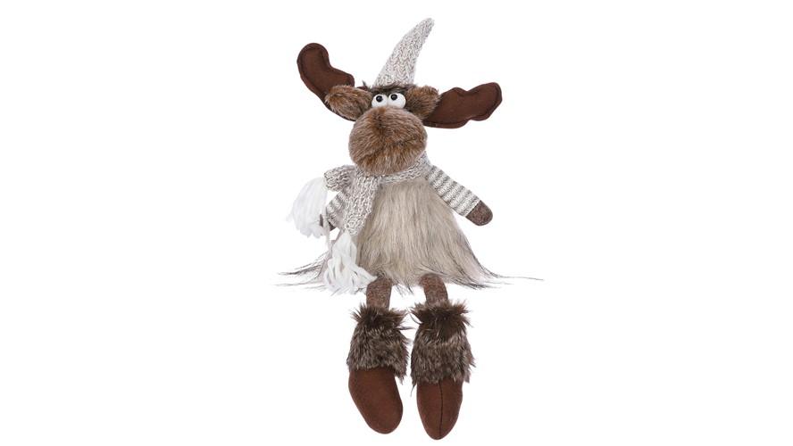 Doll Moose Brown