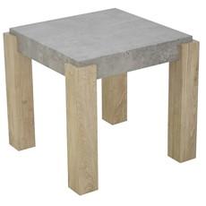 Crete Lamp Table