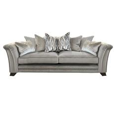 Cartier 4 Seater Pillow Back Sofa