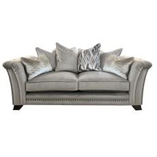 Cartier 2 Seater Pillow Back Sofa