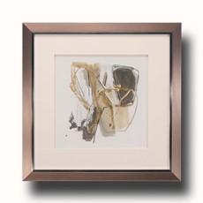Metallurgy 1 Framed Print
