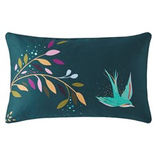 Sara Miller Sara Miller Dancing Swallow Pillowcase Pair