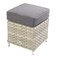 Heritage Stool with Integrated Ice Bucket & Cushion