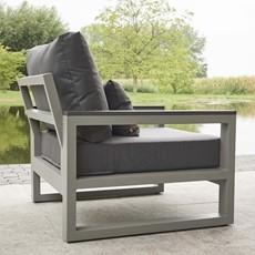 Mallorca Grey Armchair