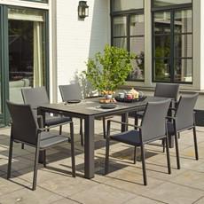 Sense Concept 6 Seater Garden Dining Set