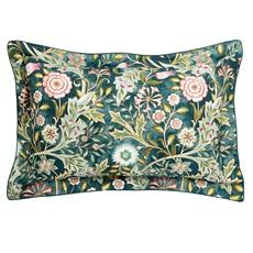 Wilhelmina Pillow Case Oxford Teal