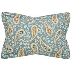 Harita Oxford Pillowcase Soft Teal