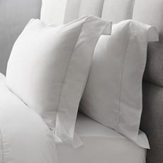 Sterling Home Savile Oxford Pillowcase White Cord