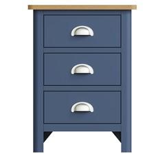Stanton 3 Drawer Bedside Chest