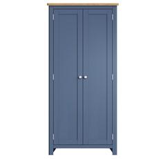 Stanton 2 Door Full Hanging Wardrobe
