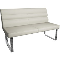 Kendra Bench with Back - 1.4 metres