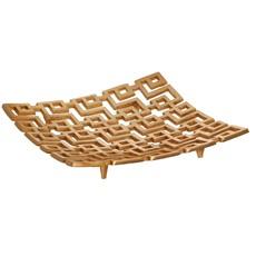 Small Gold Plate Alum