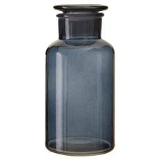 Apothecary 500Ml Smoke Grey Glass Reagent Bottle