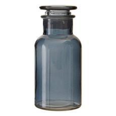 Apothecary 250Ml Smoke Grey Glass Reagent Bottle