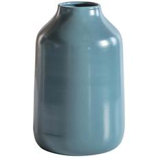 Pale Blue Ceramic Vase