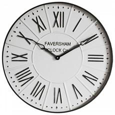 Burnett Clock - Grey