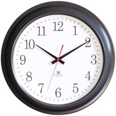 Contemporary Grey Wall Clock