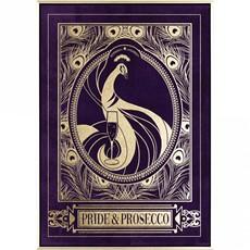 Pride & Prosecco Framed Print