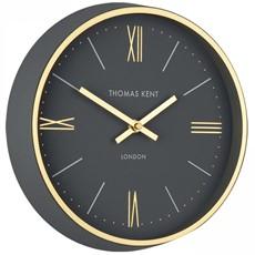 Hampton Clock - Charcoal