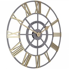 Evening Star Clock